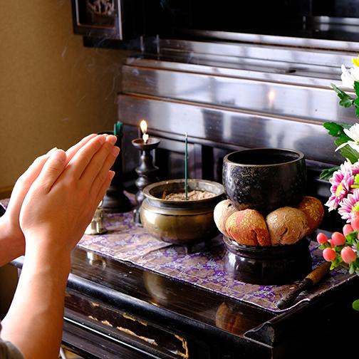 仏壇の回収・処分